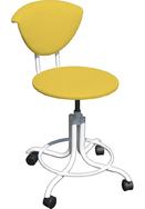 Кресло медицинское для лечебных учреждений М101-05(ролики)