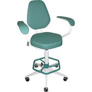 Кресло медицинское для лечебных учреждений М106 + подлокотники