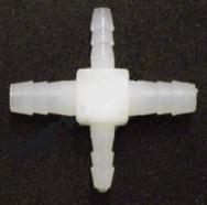 """Коннектор JT1008 Х-обр. 1/6""""х1/8"""" (5х3)"""