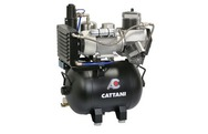 Компрессор Cattani 238 л/мин, 3-фазный