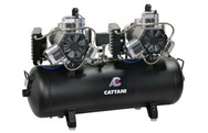Компрессор Cattani 476 л/мин двухмоторный