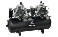 Компрессор Cattani 476 л/мин двухмоторный 1-фазный