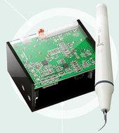Скалер ультразвуковой встраиваемый Woodpecker модель DTE-V2 LED с фиброоптикой