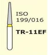 Боры алмазные TR-11EF, MANI, упак(5шт)