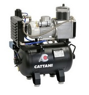 Компрессор Cattani 67,5 л/мин на 1 установку