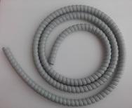 Шланг вакуумный гофрированный серый d 11 mm для слюноотсоса