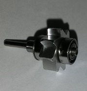 Роторная группа к наконечнику для наконечника (ортопедическая головка) с генератором света и тройным спреем М72