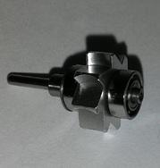 Роторная группа к наконечнику с генератором света и тройным спреем М72-1
