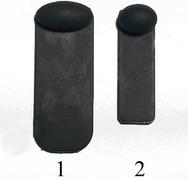 Флажок пластиковый для слюноотсоса/пылесоса