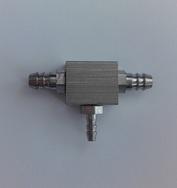 Коннектор стальной Т-образный KSP-223