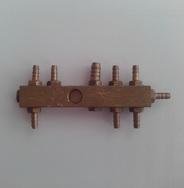 Коннектор стальной KSP-82 (Перепускной клапан)