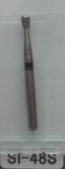 Бор алмазный SI-48S (простой обратный конус), зернистость супер крупная