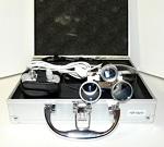 Лупа бинокулярная CM350 в чемоданчике
