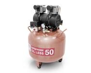 Компрессор WU WEI 50л. (W-602А, производительность 100л/мин, для 1 установки)
