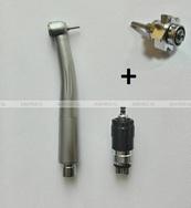 АКЦИЯ! Турбинный наконечник с быстросъемным соединением и дополнительной роторной группой!