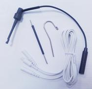 Комплект для апекслокатора (кабель, щупы, загубник)