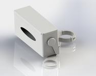Салфетница для стоматологической установки (Сервисный бокс для пациента)