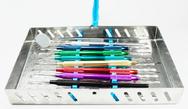 Набор инструментов для снятия зубных отложений арт. 9000-3 С ЮП