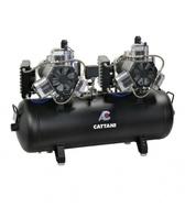 Компрессор Cattani 476 л/мин двухмоторный 3-фазный