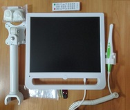 Интраоральная камера с монитором All-in-one (провод)
